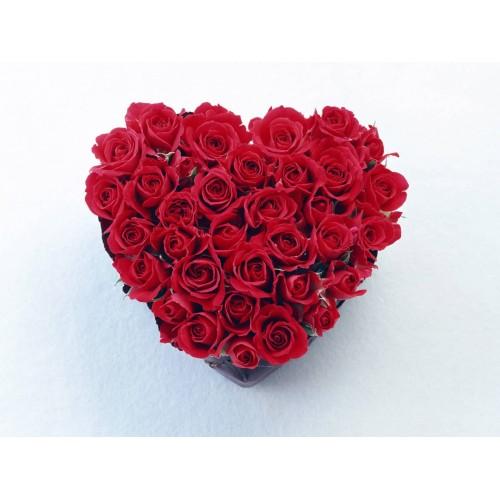 Купить на заказ Сердце №11 с доставкой в Астане