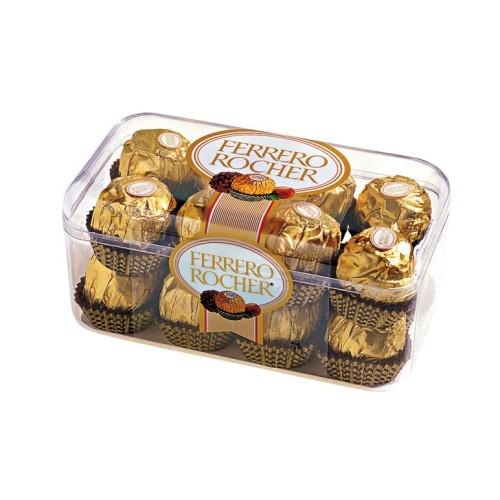 Купить на заказ Конфеты Ferrero Rocher с доставкой в Астане