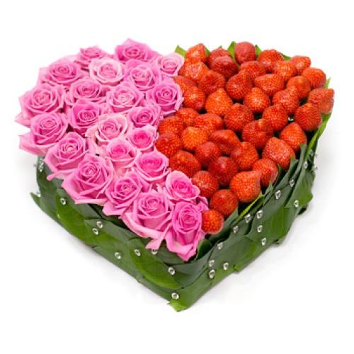 Купить на заказ Сердце 6 с доставкой в Нур-Султане