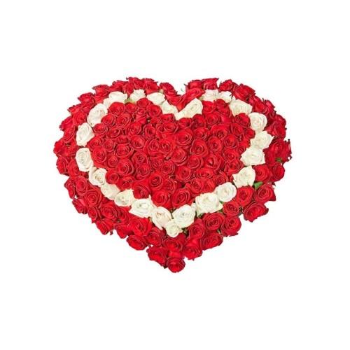 Купить на заказ Сердце №7 с доставкой в Астане