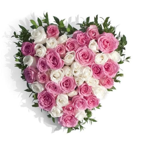 Купить на заказ Сердце 9 с доставкой в Нур-Султане