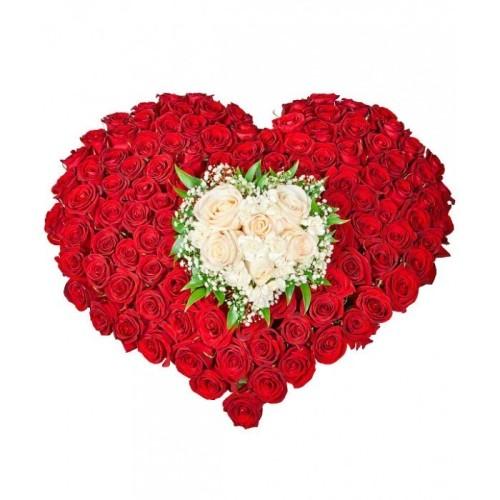 Купить на заказ Сердце 1 с доставкой в Нур-Султане