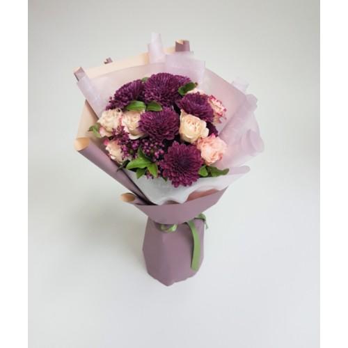 Купить на заказ Mini bouquet 5 с доставкой в Нур-Султане