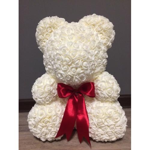 Купить на заказ Белый мишка с доставкой в Нур-Султане