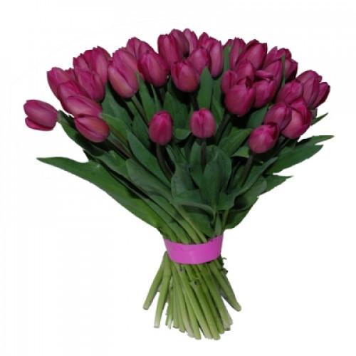 Купить на заказ Шедевр весны с доставкой в Нур-Султане