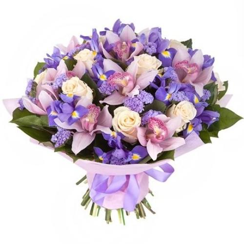 Купить на заказ Орхидеи с доставкой в Нур-Султане