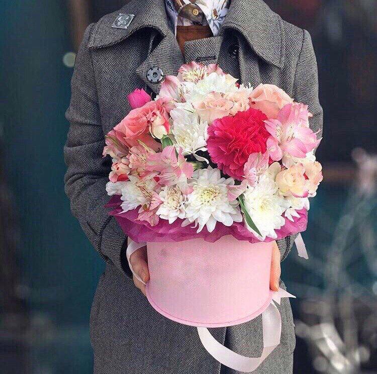 Круглосуточная доставка цветов Москва
